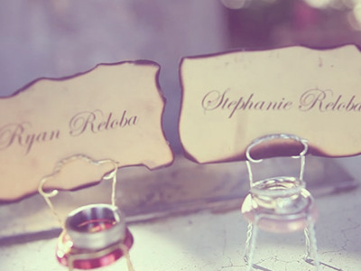 Stephanie + Ryan